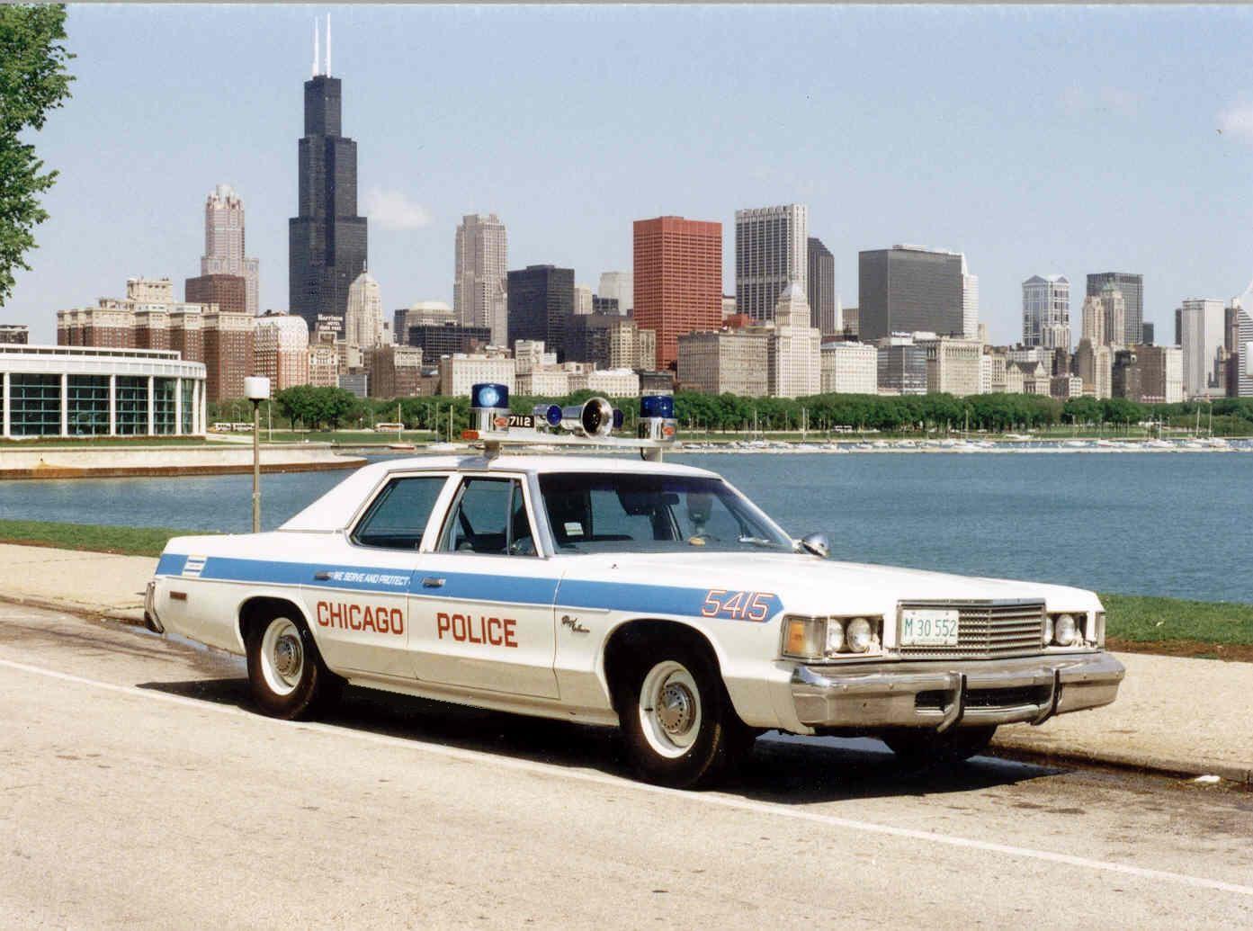Police car 5415 2