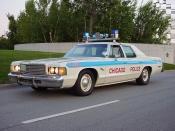 Police car 5415