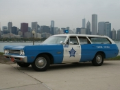 Police car 6887